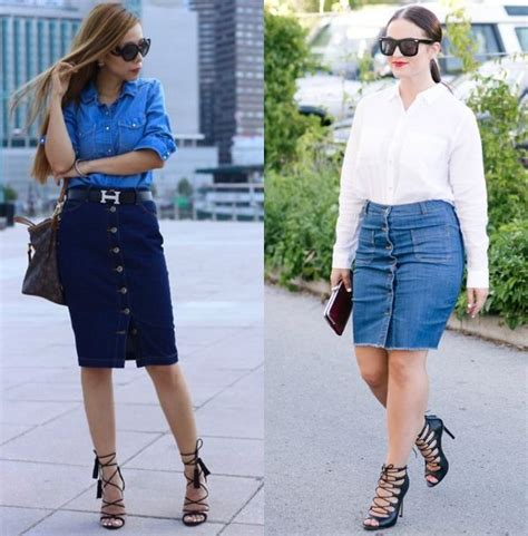 72 Amazing Pencil Skirt Outfits To Copy This Year | Style u0026 Tips- GlossyU
