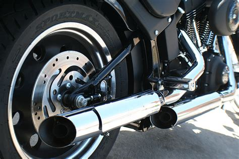 Motorcycle Exhaust Pipes And Power