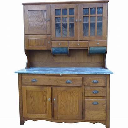 Bakers Cabinet Kitchen Oak