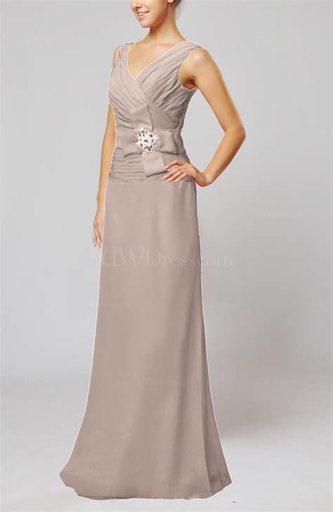 light pink dress for wedding guest light pink elegant sleeveless zip up floor length ribbon