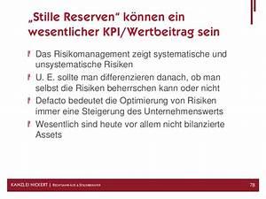 Stille Reserven Berechnen : pr sentation zum thema unternehmensplanung ~ Themetempest.com Abrechnung