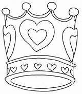 Crown Coloring Princess Pages Tiara Royal Queen Drawing Astonishing Easy Printable Template Graffiti Getdrawings Netart Coroa Rainha Getcolorings Purim Sketch sketch template