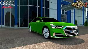 Audi A8 Long 2018   Interior V1 0  Reworked   1 30 X