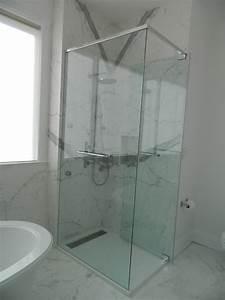 Compact Shower Stall Modern Bathroom Toronto By