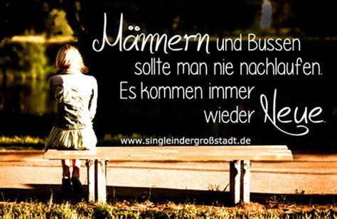 spruch maennern und bussen sollte man nie single