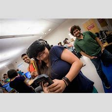 Uc San Diego Opens First Virtual Reality Lab For Undergrads  University Of California