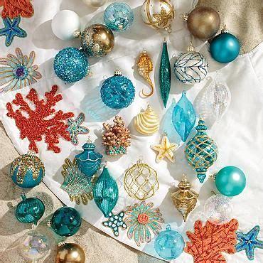 seashore christmas decorations vc imagery