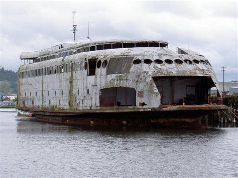 Old Boat House For Sale by Kalakala Quietly Changes Hands Fate Still Uncertain