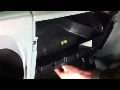 ford transit fuse box