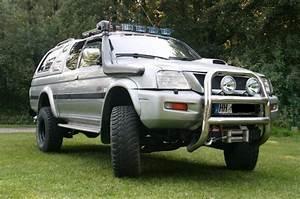 Mitsubishi L200 Occasion : voiture mitsubishi l200 k74 pick up 4x4 occasion de 2003 pour 6400 ~ Medecine-chirurgie-esthetiques.com Avis de Voitures