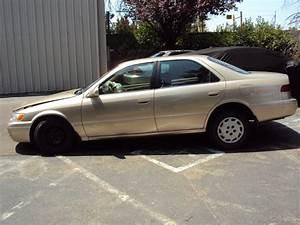 1997 Toyota Camry 4 Door Sedan Le Model 2 2l At Fwd Color