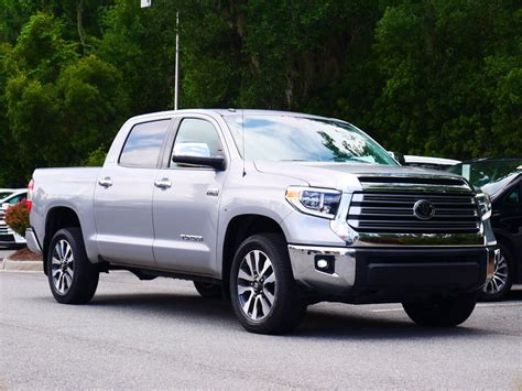 Toyota encourages responsible operation to help protect you, your vehicle and the environment. Certified Pre-Owned 2018 Toyota Tundra Limited 4WD 4D CrewMax