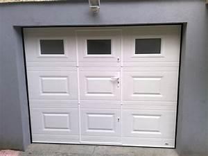 portes de garage pose de salle de bain et de cuisine a With fenetre de porte de garage