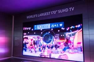 Samsung S9 Zoll : 170 zoll samsung zeigt gr ten suhd tv auf der ces 4k ~ Kayakingforconservation.com Haus und Dekorationen