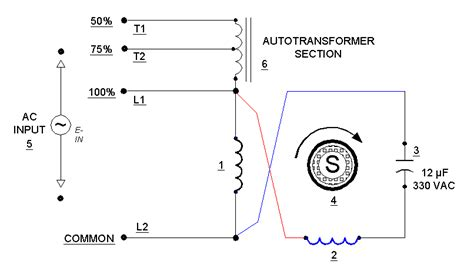 multi speed psc motor windings ecn electrical forums