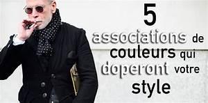 Association De Couleur : 5 associations de couleurs qui doperont votre style le ~ Dallasstarsshop.com Idées de Décoration