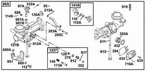 Sw 0719  Briggs And Stratton 5hp Carburetor Diagram Free