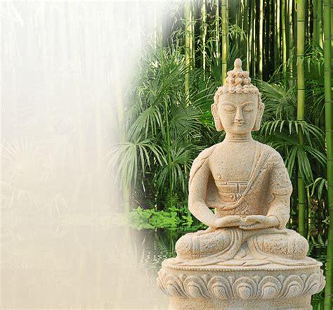 buddha statue f 252 r den garten im shop kaufen