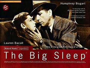 The Big Sleep Photograph by Movie Poster Prints