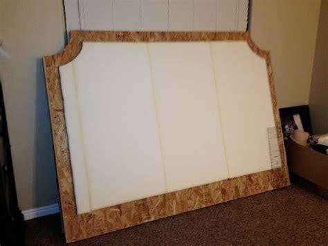 Contemporary King Size Fabric Headboard E2 80 93 Bed