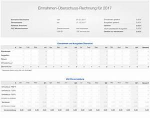 Einnahme überschuss Rechnung Formular : numbers vorlage einnahmen berschuss rechnung e r 2017 ~ Themetempest.com Abrechnung