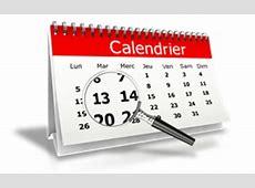 Mise à jour du calendrier Mini Kids printemps 2016 Ecole