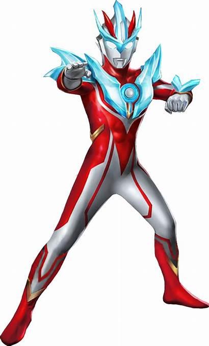 Ultraman Orb Zero Mebius Ultra Fusion Cartoon