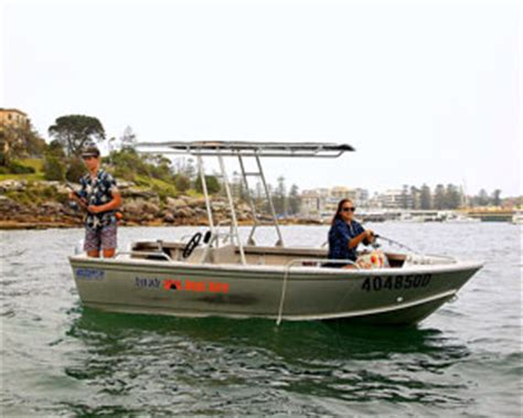 Fishing Boat Hire Hobart by Boat Hire For Fishing Sydney Harbour 4 Hour Hire Manly