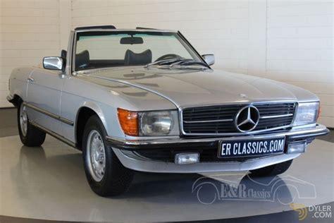mercedes de occasion 35452 classic 1978 mercedes 280 sl for sale dyler