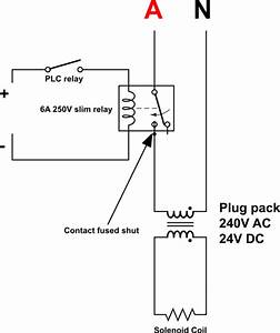 Protection - Relay Switching Ac  Dc Plug Pack