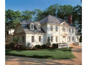 Top Photos Ideas For Federal Colonial House Plans by Georgian House Plan With 4204 Square And 4 Bedrooms