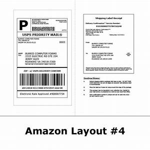 package shipping label template popular samples templates With custom shipping label template