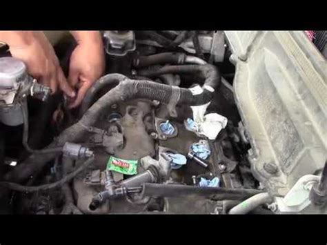 gmc buick enclave spark plugs replacement youtube