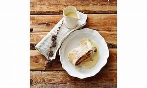 Apfelstrudel warm und kalt ein süßer Genuss Chefkoch de