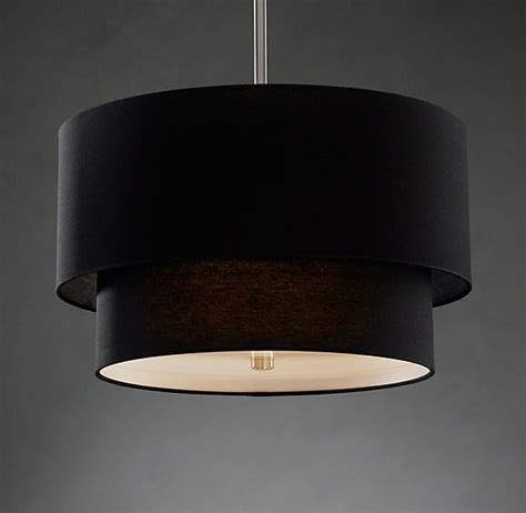 two tier l shade modern ceiling lighting contemporary ideas download modern