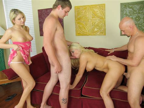 Shy Swinger Wife Gets Convinced To Join The Xxx Dessert