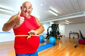 Как в 40 быстро похудеть мужчине