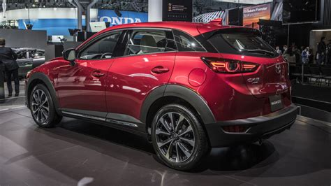 X3 Mazda 2019 by Mazda Cx 3 Compact Crossover Updated For 2019 Autoblog