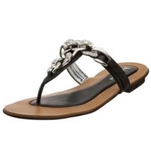 Ladies Flat Sandals Shoes