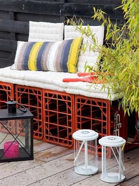 Inexpensive Patio Furniture Ideas by 13 Awesome And Cheap Patio Furniture Ideas 13 Awesome