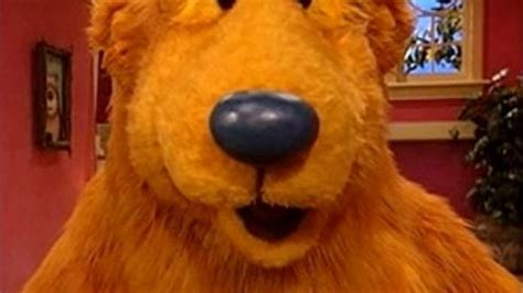 bear   big blue house tv series
