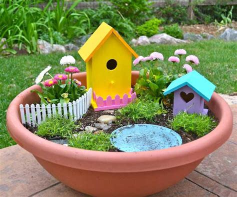 12 Fun Spring Garden Crafts And Activities For Kids