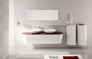 Plan Suspendu Pour Vasque : meubles salle de bains modernes en 105 photos magnifiques ~ Teatrodelosmanantiales.com Idées de Décoration