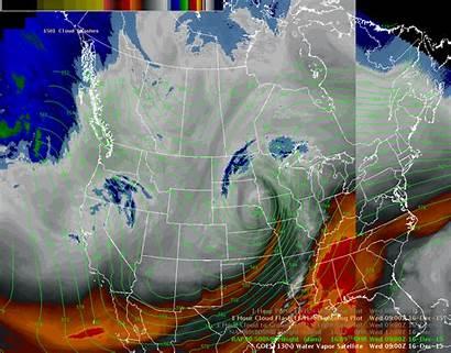 Vapor Water Weather Loop Imagery Storm Winter