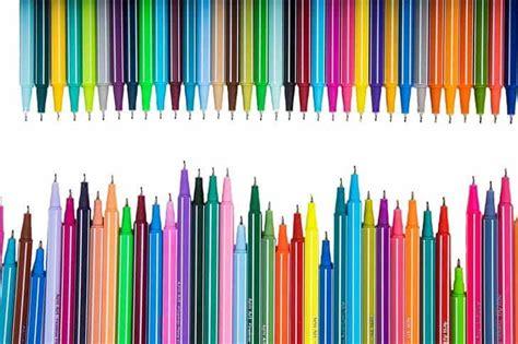 best colored pens best tip pens 5 top color sets reviewed