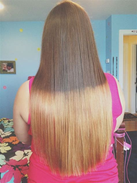 This Is The Worst Effing Ombre Ive Ever Seen Smh Had To