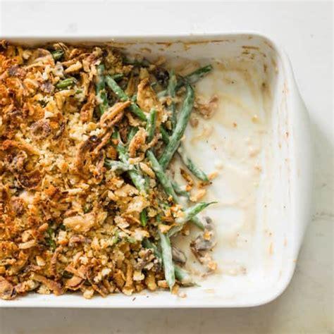 green bean casserole americas test kitchen