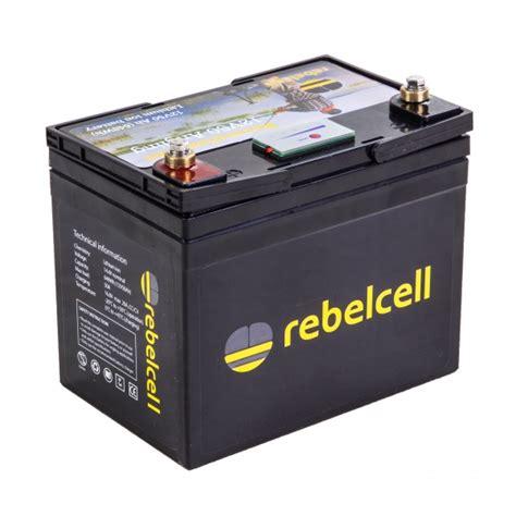 lithium ionen akku 12v 50ah lithium ionen akku batterie 648wh rebelcell