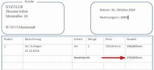 Rechnung Musiker : dj rechnungsvorlage template download im ms word format ~ Themetempest.com Abrechnung