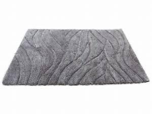 Tapis Grande Taille : tapis 160x230 cm creamy coloris marron vente de tapis moyenne et grande taille conforama ~ Teatrodelosmanantiales.com Idées de Décoration